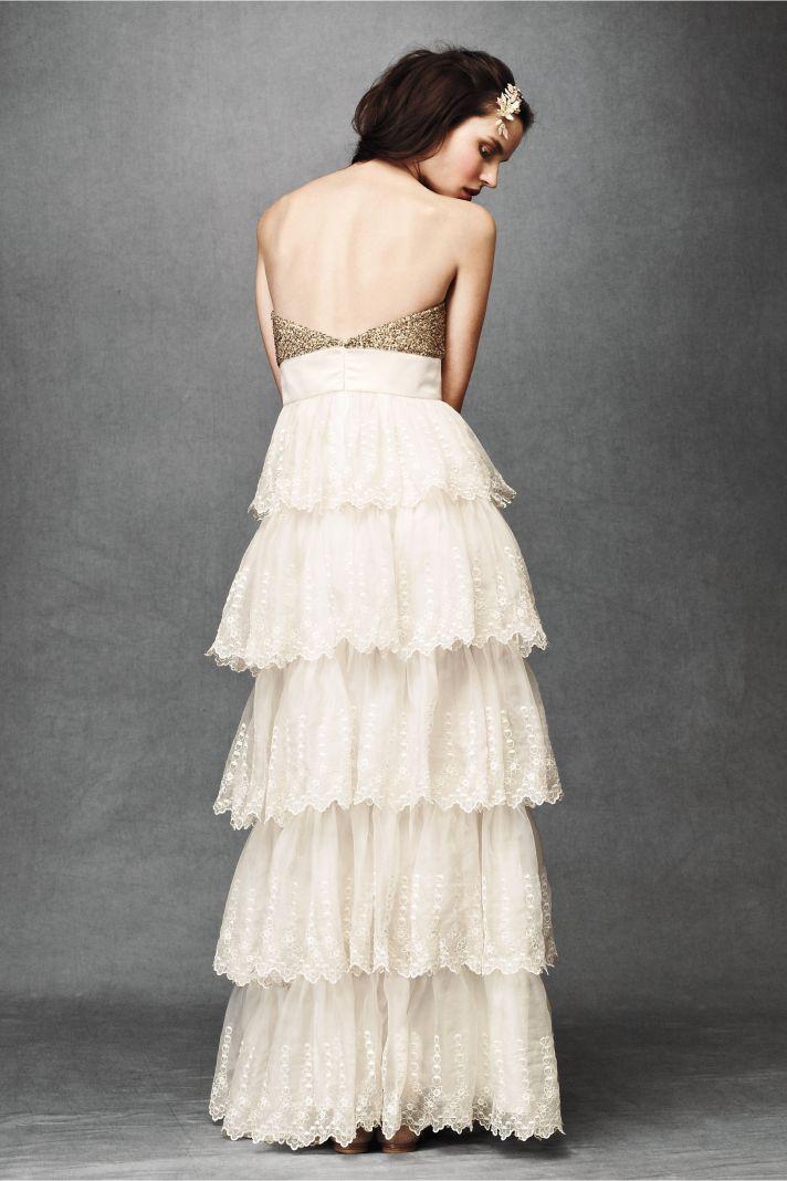 Real Brides + Your Favorite Designer Wedding Dresses