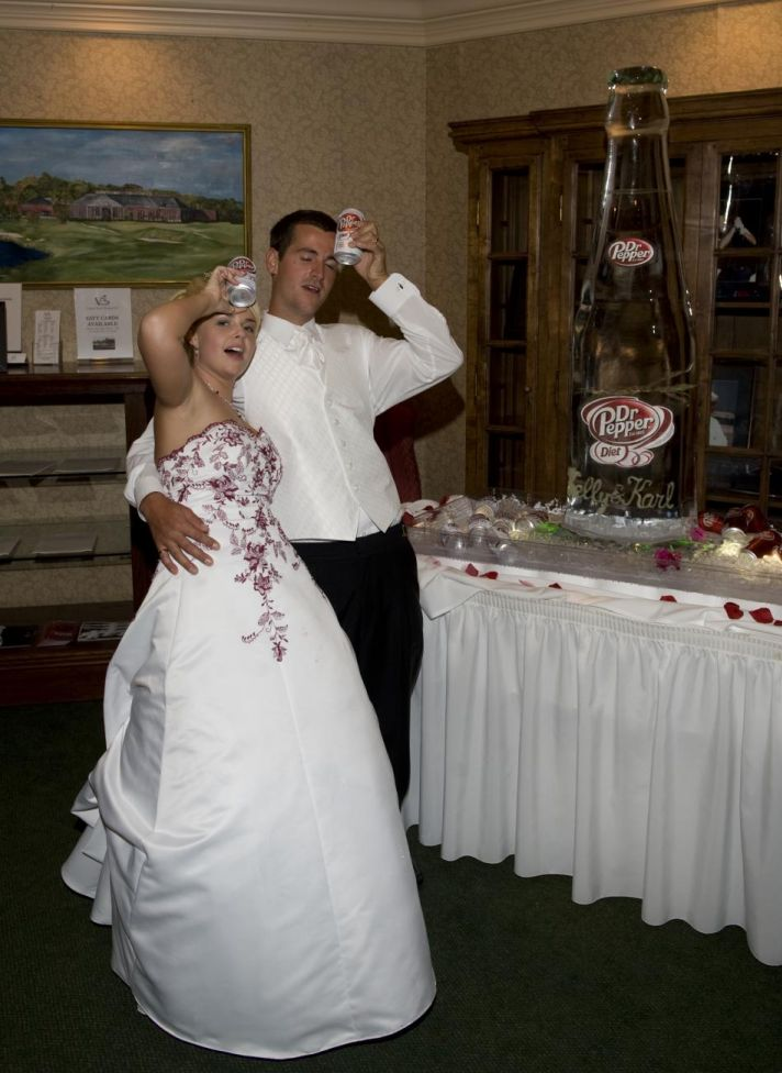 The Dr. Pepper eBay Wedding…Photos for your viewing pleasure