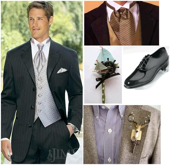 Look your best on your wedding day, Grooms, with these Top 5 Tips!!