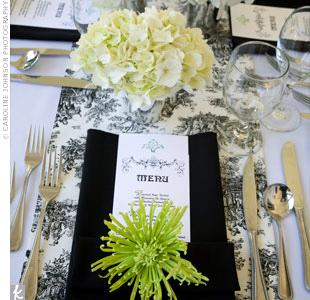 Color scheme help: what goes best with ivory and black? - Weddingbee