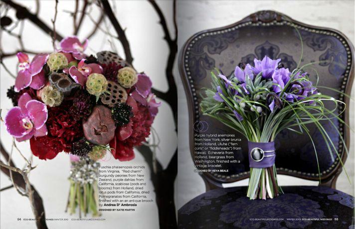 Eco Beautiful Weddings Flowers