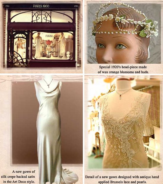 Recycled Bride: Going Green by Going Vintage