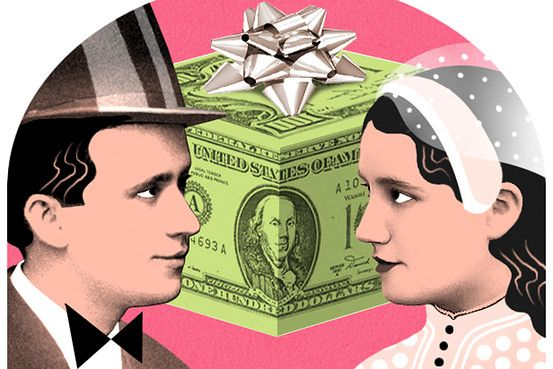 To save or to spend the wedding cash you receive as gifts? That is the question!