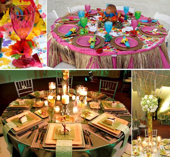 Dinner Ideas For Wedding: Lucretia's Blog: A Tropical Beachside Luau Rehearsal