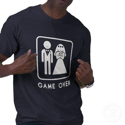 """Make sure to hit bachelor party-friendly bars, and take off the """"Game Over"""" t-shirt before walking i"""