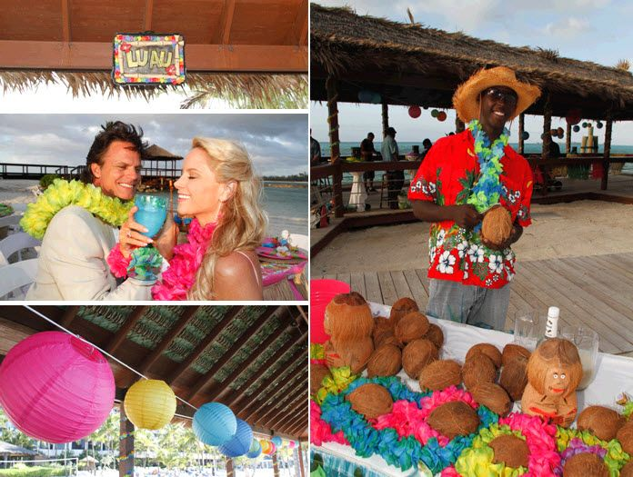 Caribbean Rehearsal Dinner Theme: Plan The Perfect Destination Wedding Rehearsal Dinner