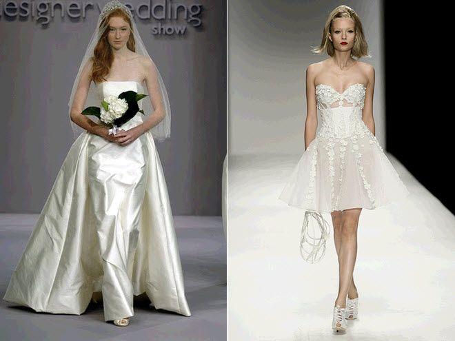 Jasper Conran Spring/Fall wedding dresses