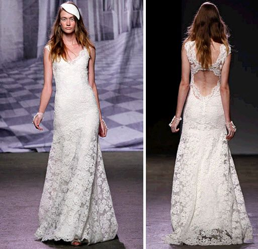 low back wedding dresses bohemian