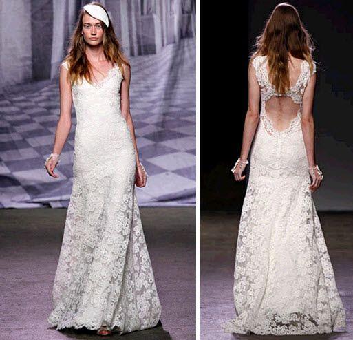 low back wedding dresses bohemian