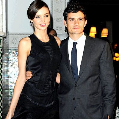Orlando Bloom has asked Miranda Kerr to be his wife! This will be one beautiful wedding!