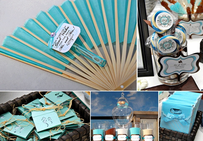 vibrant-wedding-details-aqua-fans-for-wedding-ceremony-colorful-sand-wedding-programs-lolly-pop-favors