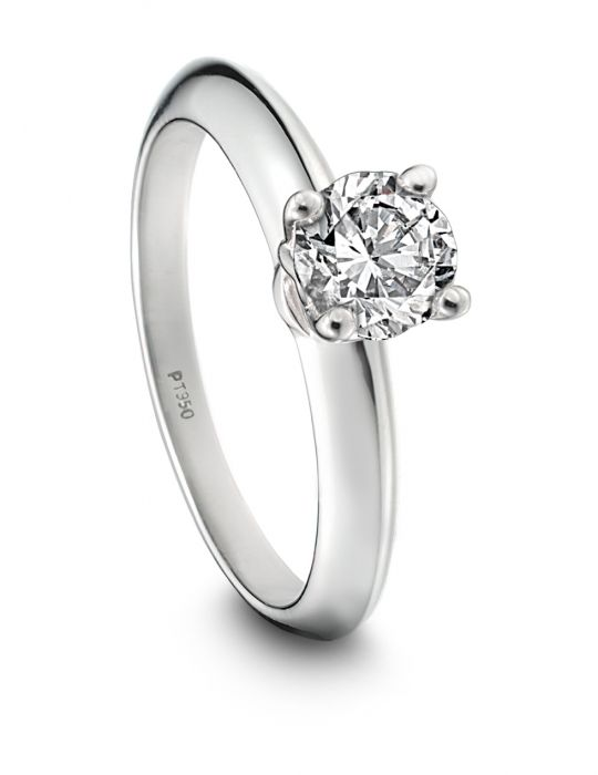 platinum hearts on ring images
