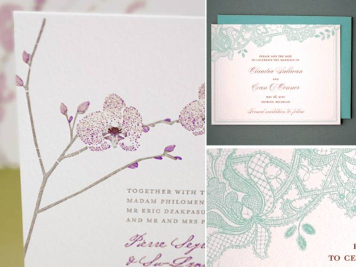 Digital wedding invitations and save-the-dates from Hello Lucky