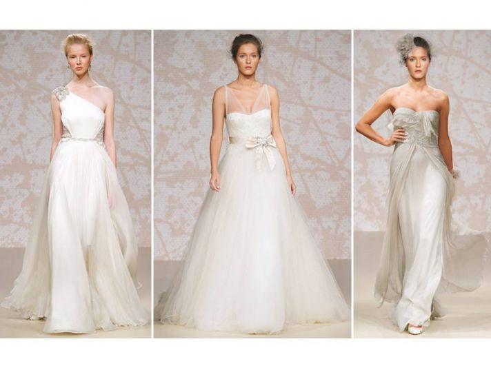 Ethereal 2011 wedding dresses by Jenny Packham