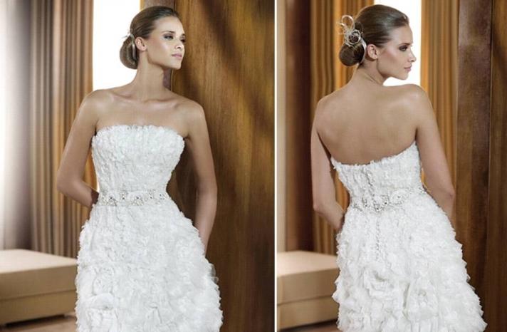 pronovias-wedding-dresses-2011-city-reception-dresses-short-white-steapless-figaro