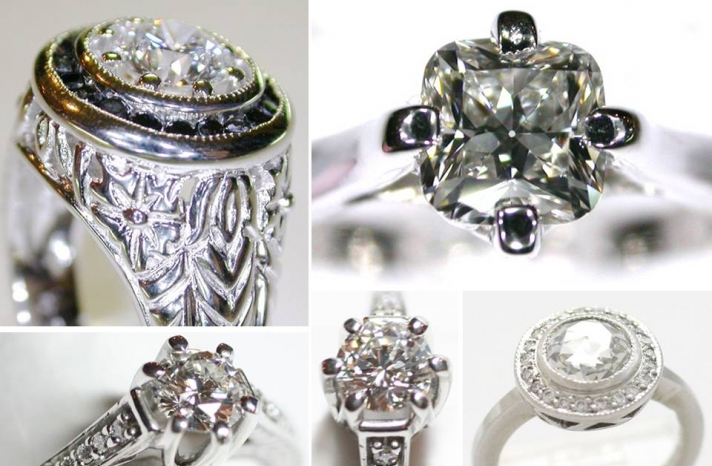 heirloom-engagement-rings-vintage-romantic-wedding-style