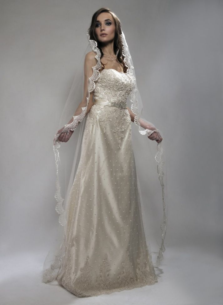 Why The Long Veil Bridal Veils 101