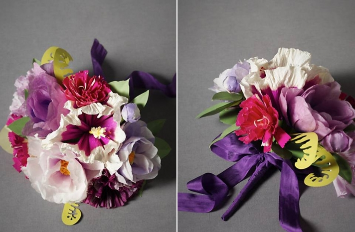 romantic-wedding-flowers-purple-peonies-poppies-bridal-bouquet-paper