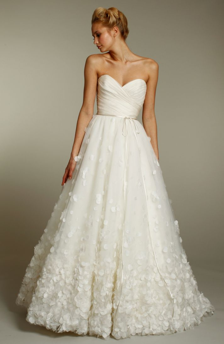 8157 Wedding Dress Sweetheart A Line Fall 2011 Gowns
