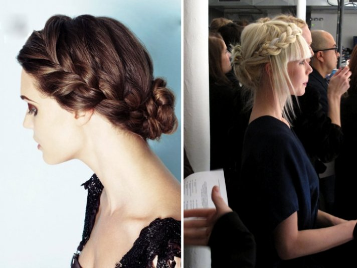 Wedding Hairstyles With Braids: Bridal Braids: Perfect Summer Wedding Hairstyles
