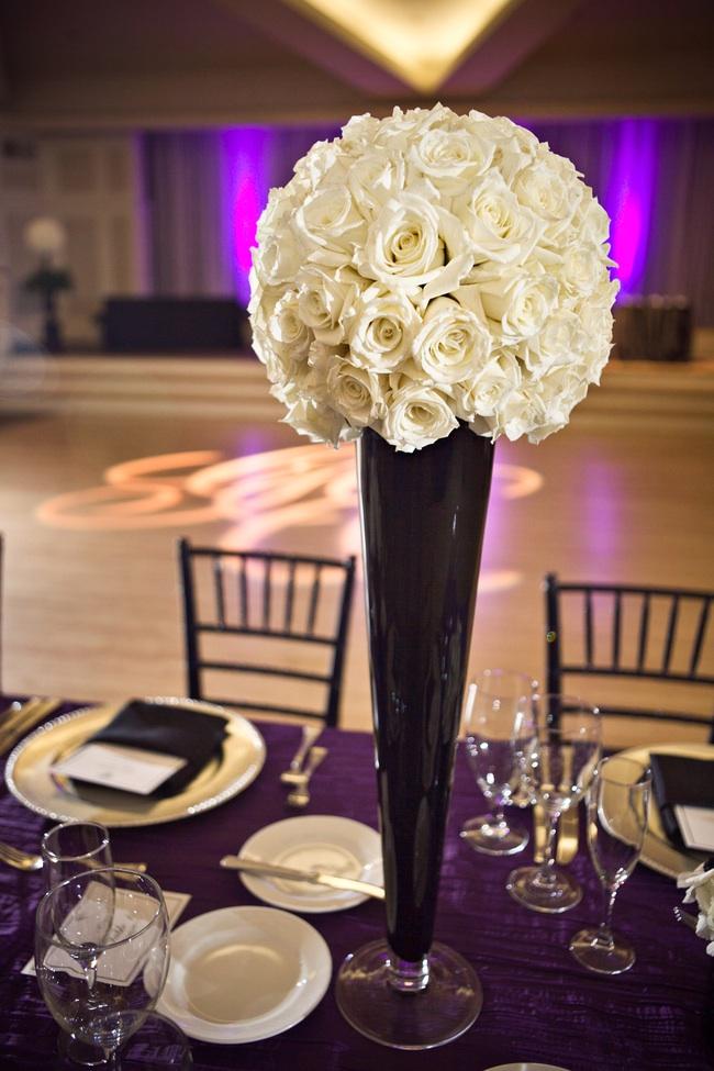 best wedding ideas dreamy white flower wedding. Black Bedroom Furniture Sets. Home Design Ideas