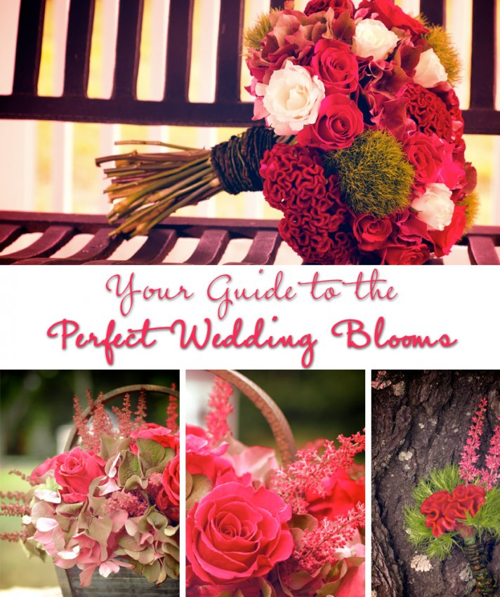 Save On Wedding Flowers: Wedding Flowers 101: Select By Season To Save!