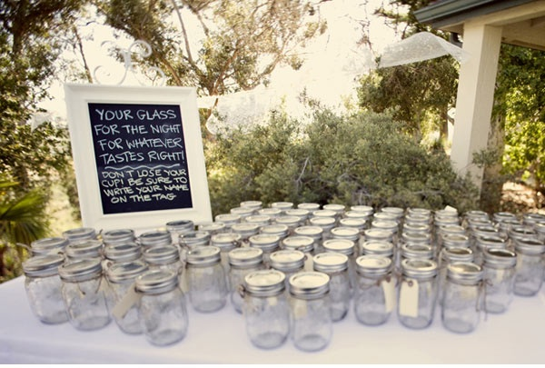 masonjarsforvintageweddingsDIYweddingreceptionideas