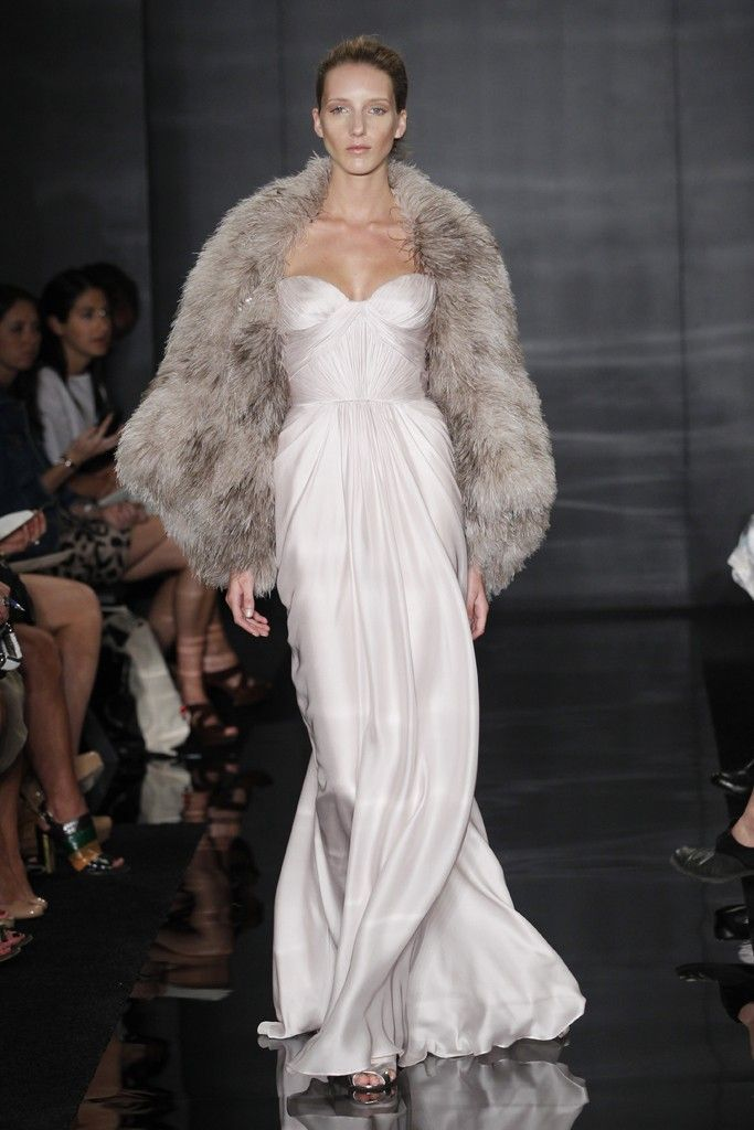 Recent wedding blog posts ideas and galleries onewed for Fur shrug for wedding dress