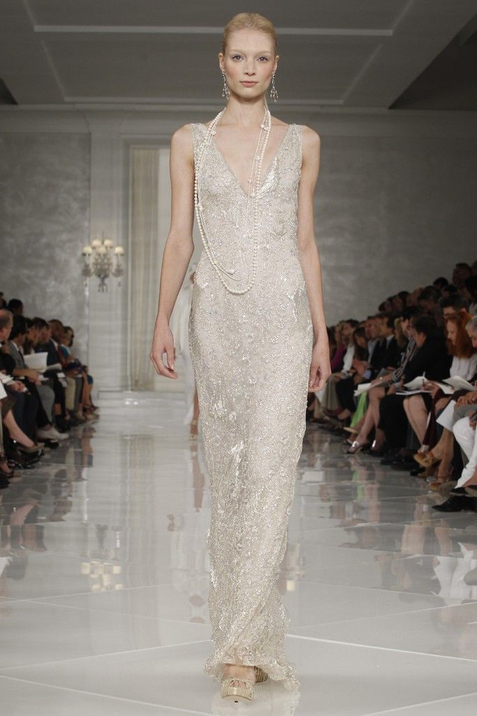 bridal gowns and wedding reception dresses from ralph lauren spring