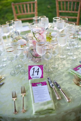Outdoor wedding ideas and inspiration
