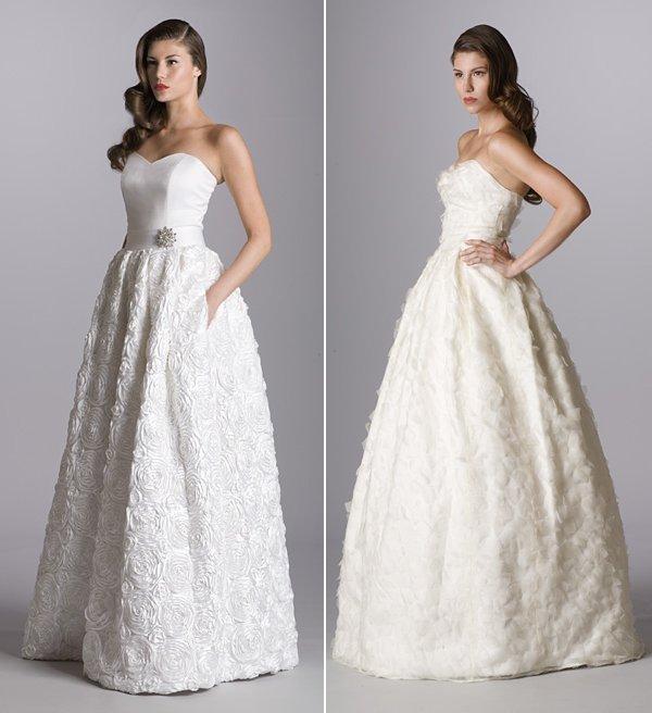 Ballgown wedding dresses