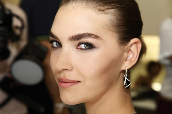 Bridal beauty guide 2012- serious brows