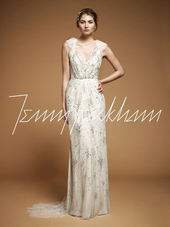 Jenny Packham wedding dress, 2012 bridal gowns 1