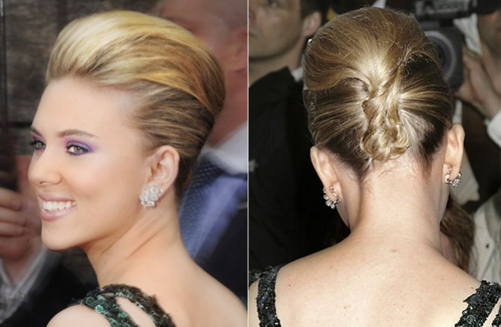 How to French Twist Hair French Twist Luxury Hair