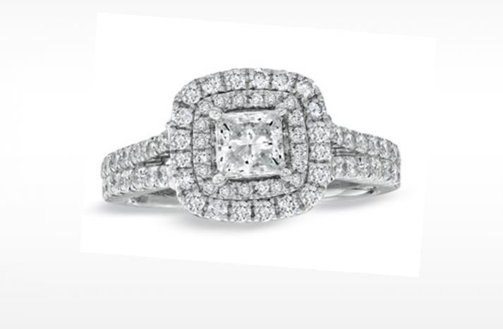 Vera Wang LOVE Engagement Rings