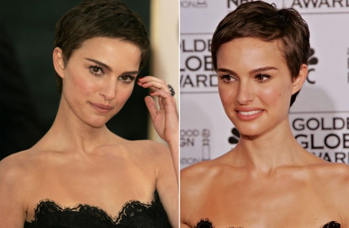Short-wedding-hair-natalie-portman-zimbio