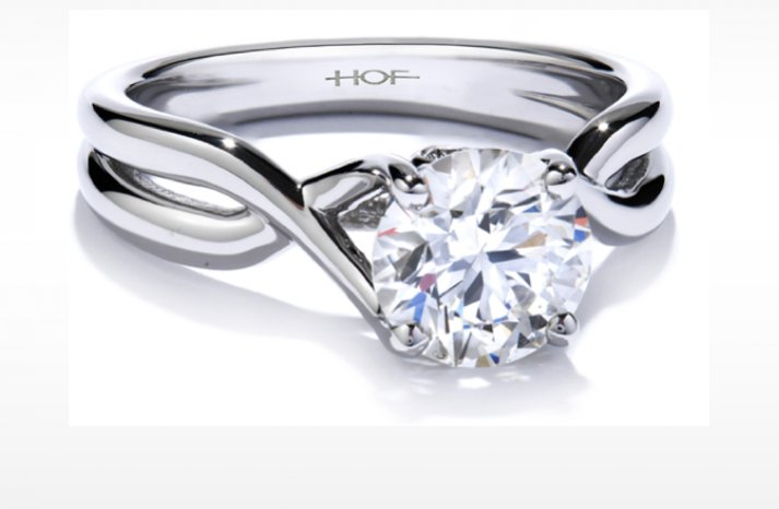 hearts on fire engagement rings wedding bands 2