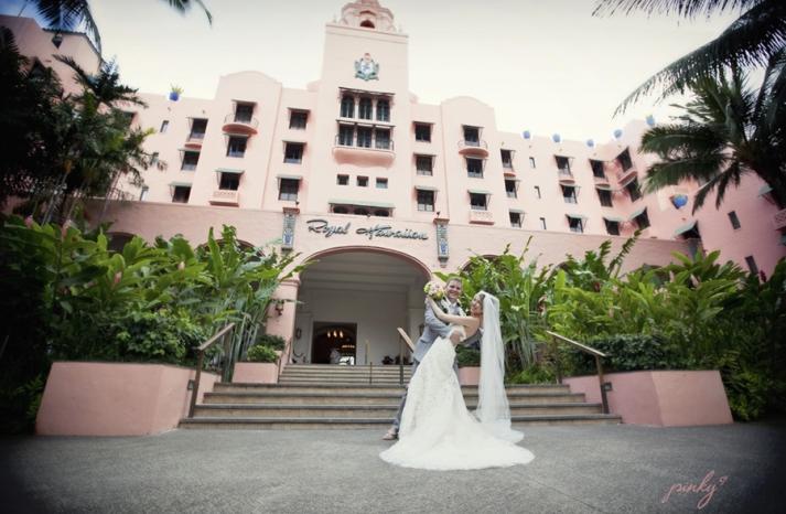 royal hawaiian honeymoon giveaway destination wedding 7