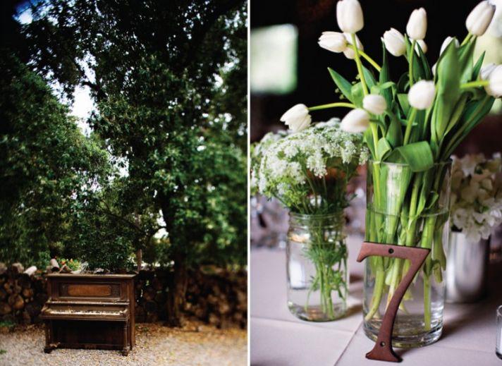 unique wedding reception table number ideas 1