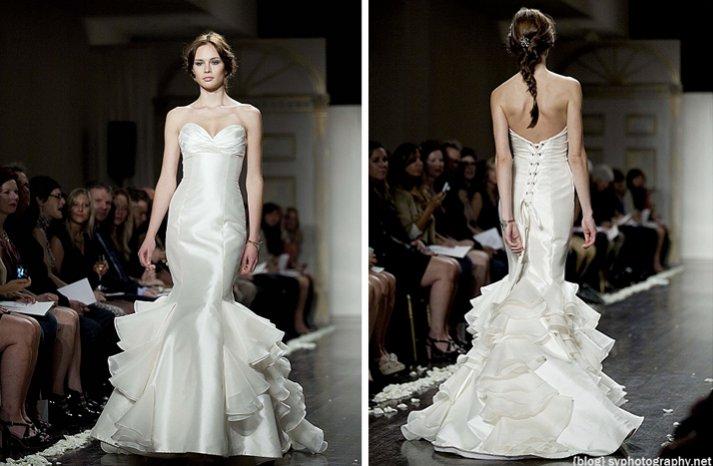 tara keely 2012 wedding dress sweetheart mermaid