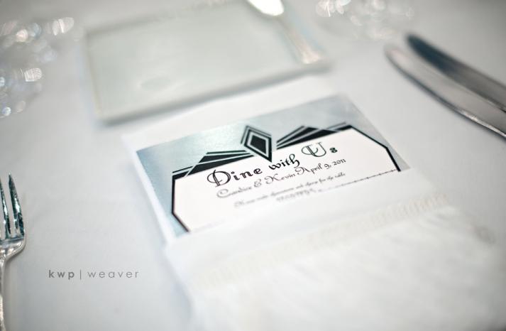 vintage wedding photography orlando photographers retro menus