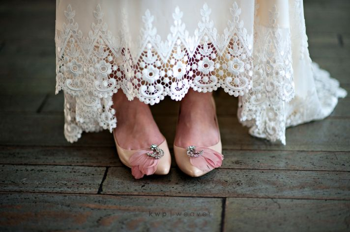 vintage wedding style wedding photography wedding shoes