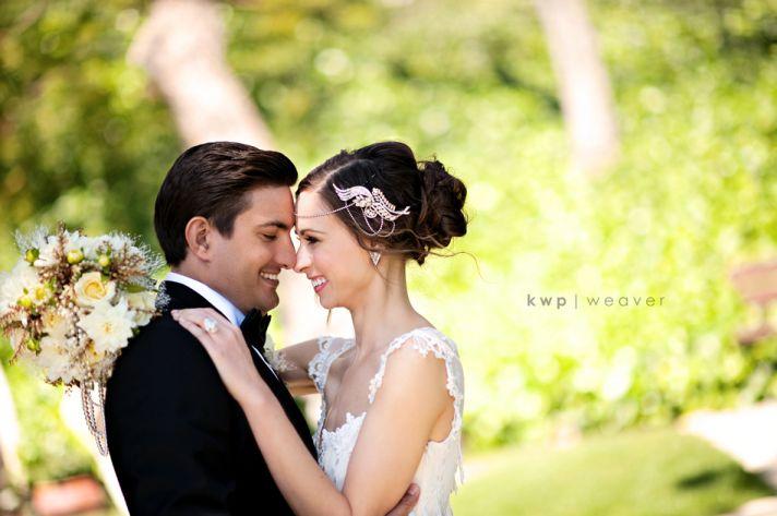 Wedding Photography Styles: OMG This Retro Glam Wedding Is AMAAAAZing