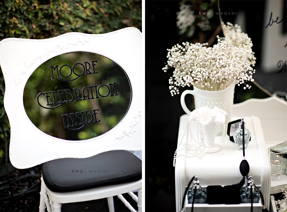 vintage wedding style wedding photography babys breath bouquets