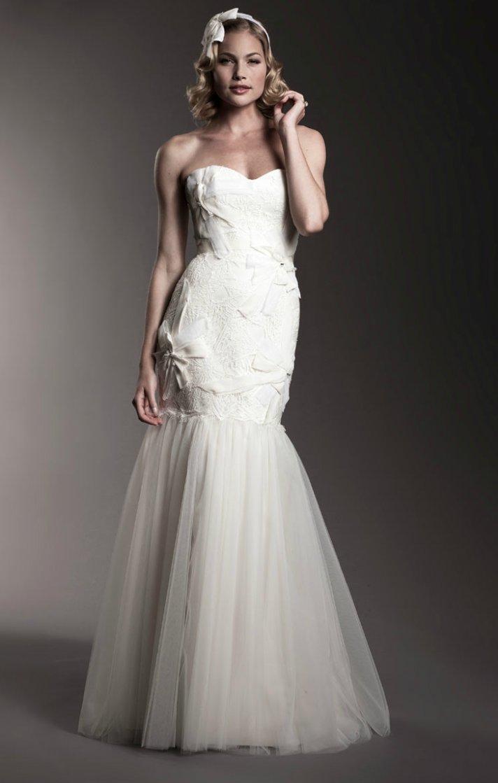 amy kuschel 2012 wedding dress bridal gowns 1