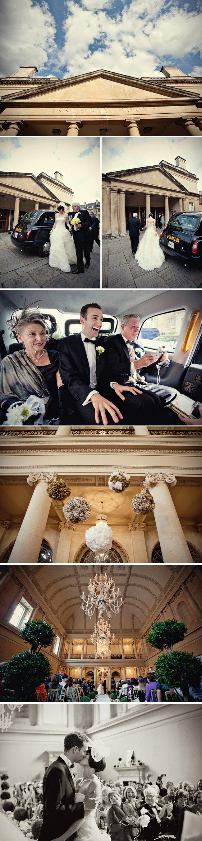 london real wedding elegant ceremony venue