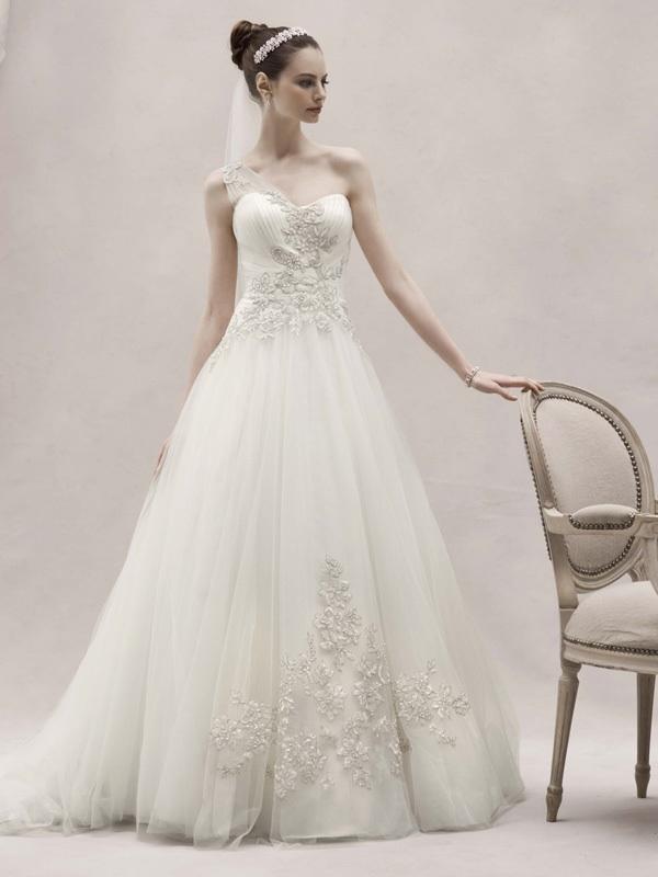 Oleg Cassini CT203 - Once Wed | Wedding Ideas, Used Wedding