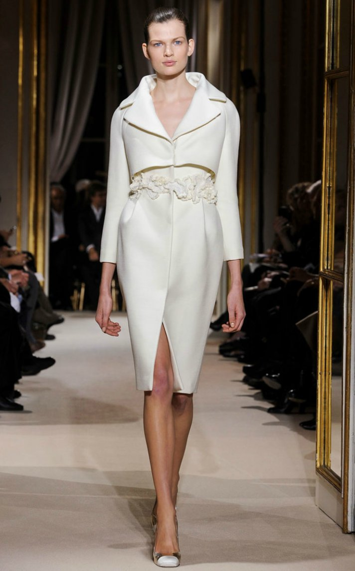 winter wedding coat spring 2012 couture collections