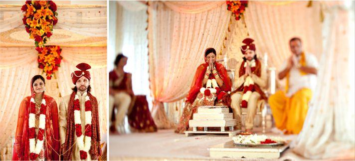 cultural wedding indian bride new jersey weddings