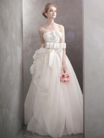 Wedding Dresses Designers White by Vera Wang